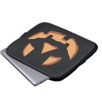 Kürbis für Halloween Computer Schutzhüllen