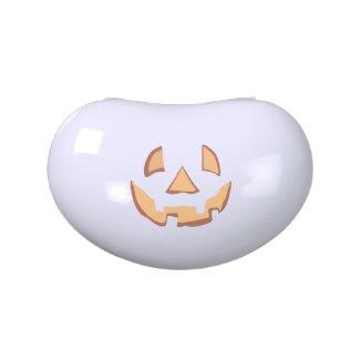 Kürbis für Halloween Süßigkeitenbox