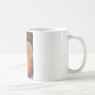 Kürbis Kaffeetasse