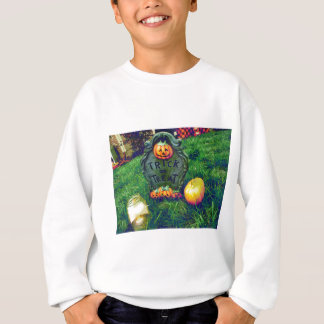 Kürbis-Leckereien Sweatshirt