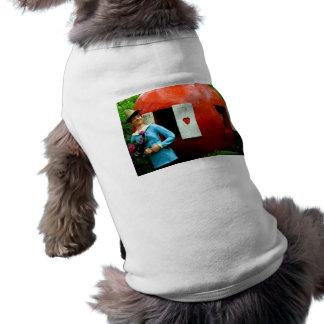 Kürbis-Muschel T-Shirt