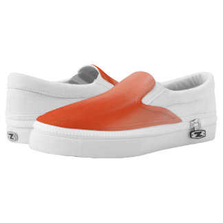 Kürbis Ombre Welle Slip-On Sneaker