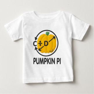 Kürbis-PU Baby T-shirt