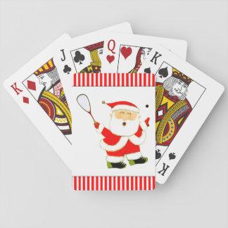 Kürbisspieler Weihnachten Spielkarten