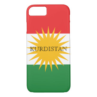 Kurdistan iPhone 7 Hülle