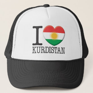 Kurdistan Truckerkappe