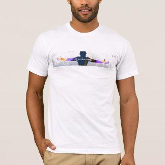Kurs des Weckens der GEMISCHTEN Kopie T-Shirt