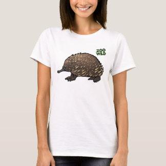 Kurzer Beaked Echidna T-Shirt