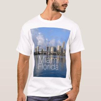 Kurzer Sleeved T - Shirt Miamis, Florida
