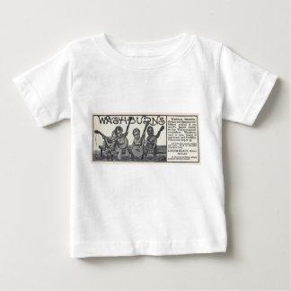 Kurzer T - Shirt Hülse des Washburn
