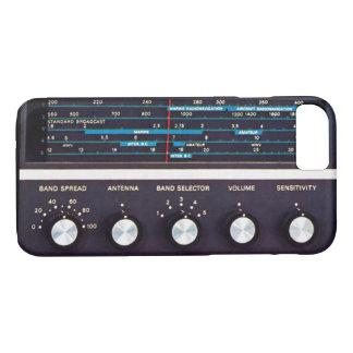 Kurzer Wellen-Zuhörer-Radio iPhone 7 Hülle