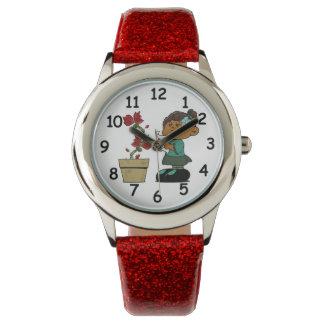 Kurzes Sleevez Armbanduhr