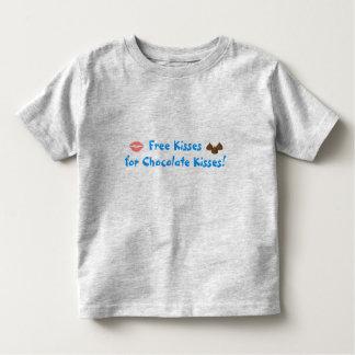 Küsse Kleinkinder T-shirt