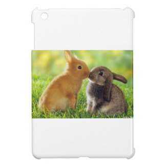 Küssen der Häschen iPad Mini Hülle