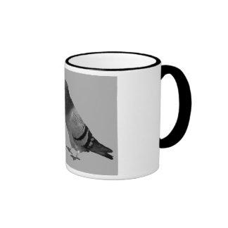 Küssen der Tauben-Geschenk-Tasse