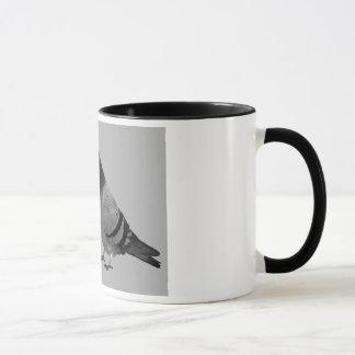 Küssen der Tauben-Geschenk-Tasse Tasse