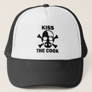 Küssen Sie den Koch Truckerkappe