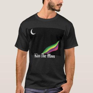 Küssen Sie den Mond T-Shirt