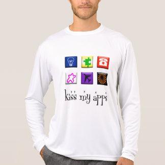 küssen Sie meine apps T Shirt