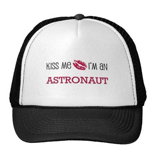 Küssen Sie mich, den ich ein ASTRONAUT bin Retrokultmütze