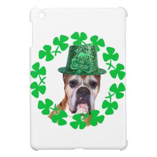 Küssen Sie mich, den ich irisches Boxerhundipad iPad Mini Hülle