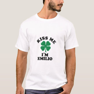 Küssen Sie mich, Im EMILIO T-Shirt