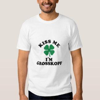 Küssen Sie mich, Im GROSSKOPF Shirt