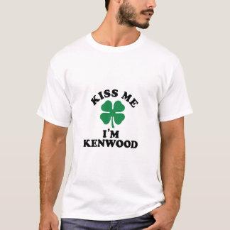 Küssen Sie mich, Im KENWOOD T-Shirt