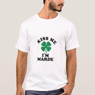 Küssen Sie mich, Im MARDE T-Shirt