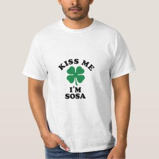 Küssen Sie mich, Im SOSAKiss ich, Im SOSA T-Shirt