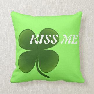 Küssen Sie mich Kissen