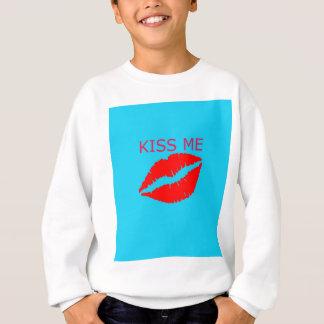 Küssen Sie mich Sweatshirt