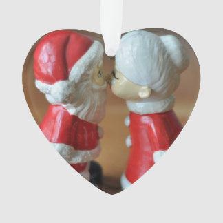 Küssen von Klauseln mit total kundengerechtem Text Ornament