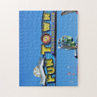 Küste Funtown Pier Puzzle
