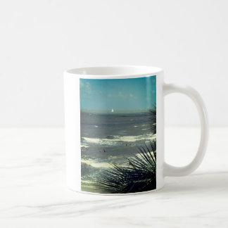 Küste-Kaffee-Tasse Kaffeetasse