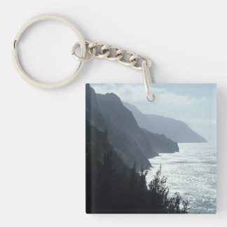Küste Na Pali Schlüsselanhänger