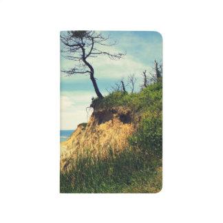Küsten-Baumtaschenzeitschrift Tagebuch
