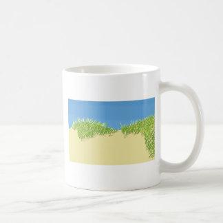 Küsten-Dünen Kaffeetasse
