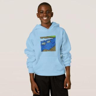 Küsten-Enten Hoodie