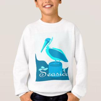 Küsten-Pelikan Sweatshirt