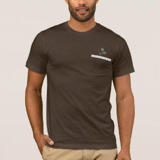 Küstenabdruck-offizielles T-Stück T-Shirt