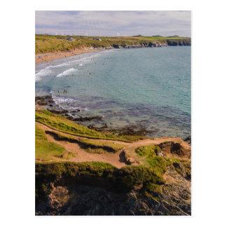 Coastal View Whitesands Bay Pembrokeshire Wales