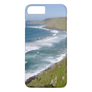 Küstenlandschafts-Kaffee-Bucht iPhone 8 Plus/7 Plus Hülle