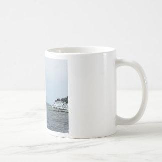 Küstenlinie Kaffeetasse
