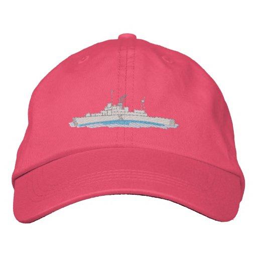 Küstenwache-Boot Bestickte Baseballmütze