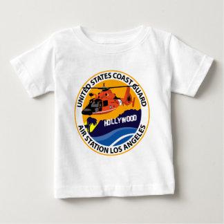 Küstenwache-Flughafen - Los Angeles Baby T-shirt