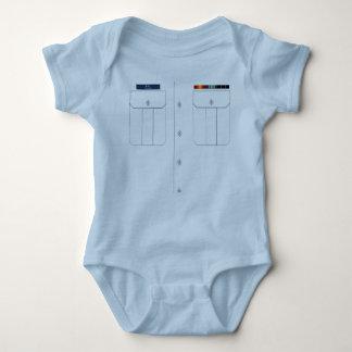 Küstenwache Trop Shirt-Baby-Pullover Baby Strampler