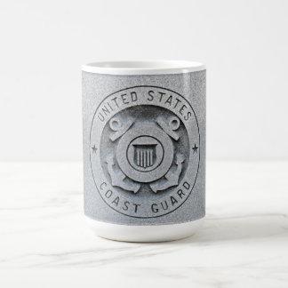 Küstenwache U S Kaffeetasse