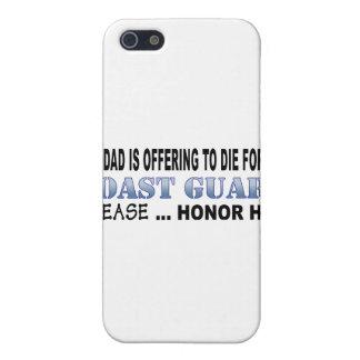 Küstenwache-Vati-Ehre iPhone 5 Case