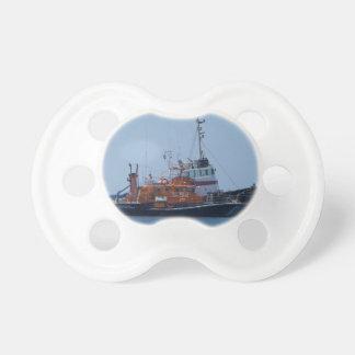 Küstenwachen-Boot und Schlepper-Boot Schnuller